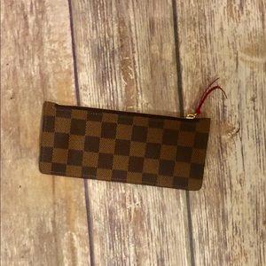 Louis Vuitton Wallet Zippy insert
